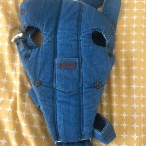 Other - Baby Bjorn Denim Carrier